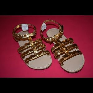 Gold Sandals | Kids' Shoes | Girls